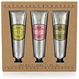 Naturally European Mini Hand Cream Collection, 30 ml