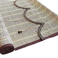 日よけ竹カーテン仕切りサイドカーテン垂直プライバシーカーテンダストローラーブラインド (サイズ さいず : 70*180センチメートル)