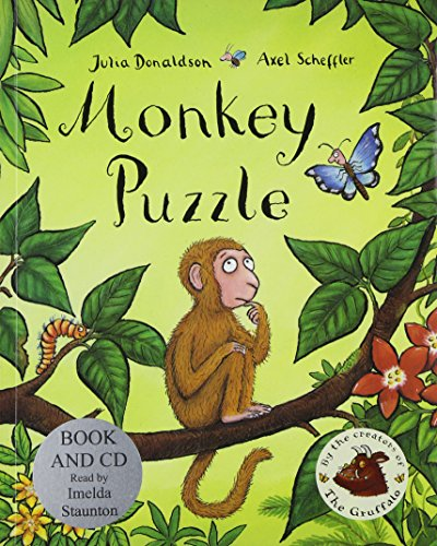 Monkey Puzzle (Book & CD)の詳細を見る