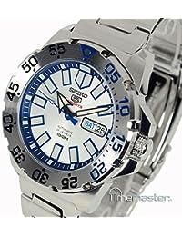 [セイコー]SEIKO 腕時計 5 SPORTS AUTOMATIC MONSTER スポーツ オートマチック モンスター SRP481K1 メンズ [逆輸入]