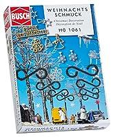 Busch ブッシュ 1061 H0 1/87 装飾パーツ