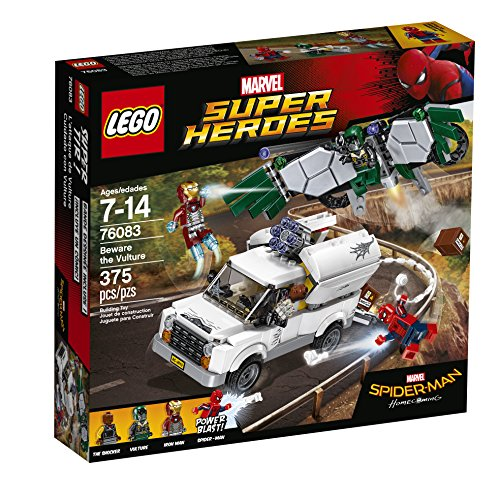 LEGO Super Heroes Beware the Vulture 76083建物キット