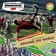 "WORLD SOCCER Winning Eleven 2009 MUSIC COLLECTION""AROUND THE WORLD"""