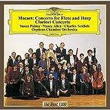 モーツァルト:クラリネット協奏曲&フルートとハープのための協奏曲 画像