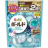 ボールド 洗濯洗剤 ジェルボール Wプラチナ プラチナホワイトリーフの香り 詰め替え 特大 705g(36個入)