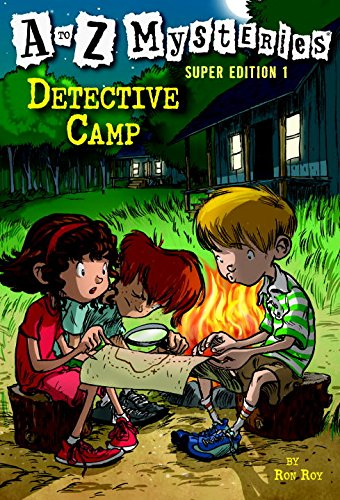 A to Z Mysteries Super Edition 1: Detective Campの詳細を見る