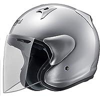 アライ(Arai) バイクヘルメット ジェット SZ-G アルミナシルバー XS 54cm