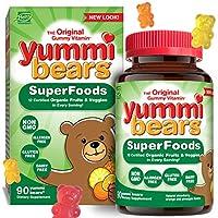海外直送品 Yummi Bears (Hero Nutritional Products) Yummi Bears Whole Food, 90 Bears
