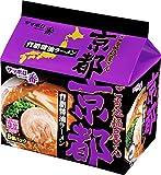 サッポロ一番 ご当地麺屋さん 京都 背脂醤油ラーメン 5個パック 525g×6個