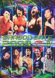 DRAGON GATE 2009 season IV [DVD]
