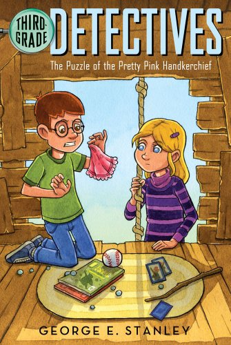 Puzzle of the Pretty Pink Handkerchief (Ready-For-Chapters: Third-Grade Detectives #2)の詳細を見る