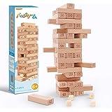 L-Athna バランスゲーム テーブルゲーム パーティゲーム 木製 積み木 無限大の遊び方