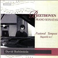 David Rubinstein Plays Beethoven Pastoral &