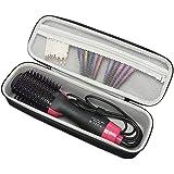 Hard Travel Case for Revlon Hair Dryer & Volumizer& Styler Carrying Case Black