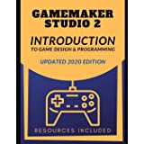 GameMaker Studio 2 Introduction To Game Design & Programming