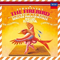 ストラヴィンスキー:バレエ「火の鳥」、ロシア風スケルツォ