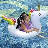 ユニコーン型浮き輪 赤ちゃんうきわ 足入れ 浮き輪 子供用 浮輪 可愛い 赤ちゃんうきわ 座付き 浮き輪 ベビーボート 強い浮力フロート 泳ぎトレーナー 水遊びに大活躍 プール 海 川 海水浴 スイム おもちゃ キッズ 水泳用品 幼児用