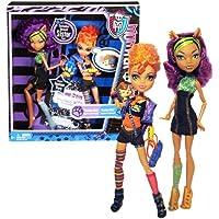 モンスター?ハイ ウルフ シスターズ 2体セット Monster High Doll Werewolf Sisters [並行輸入品]