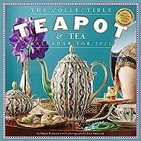 The Collectible Teapot & Tea 2021 Calendar