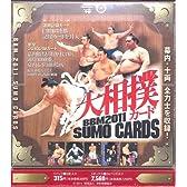 BBM 2011 大相撲カード BOX