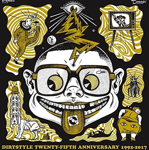 Dirt Style 25 Anniversary 2LP バトルブレイクス レコード 2枚組