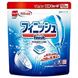 【まとめ買い】フィニッシュ 食洗機用洗剤 固形 タブレット パワーキューブ Mサイズ (60回分) ×7個入 ケース販売