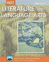 Holt Literature and Language Arts California: Student Edition Grade 11 2009【洋書】 [並行輸入品]