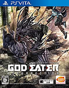 GOD EATER RESURRECTION - PS Vita
