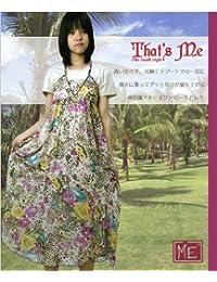 b3a19137ee472 Amazon.co.jp  That s me(ザッツ・ミー)  服&ファッション小物