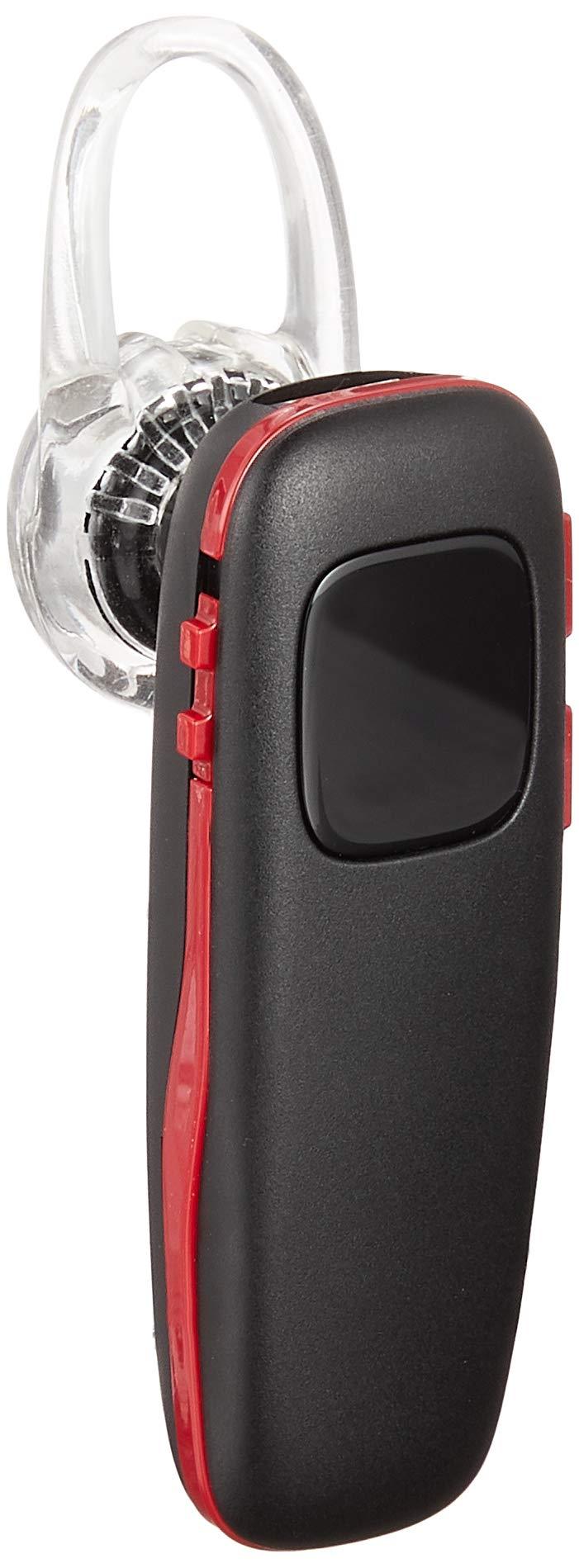 PLANTRONICS Bluetooth ワイヤレスヘッドセット (モノラルイヤホンタイプ) M70 Black-Red M70-BR