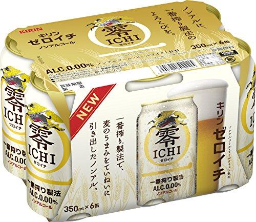 キリン 零ICHI 350ml×6缶パック