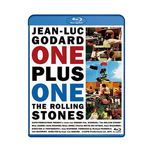 ワン・プラス・ワン [Blu-ray]の商品画像