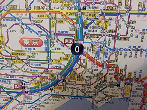 ぶよお堂 2018年 カレンダー ポスター 関東鉄道網 18BY-604