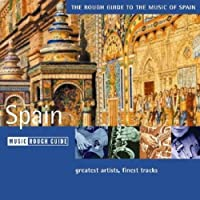 Rough Guide to the Music of Spain