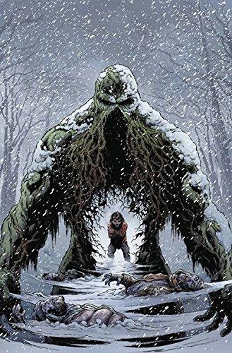 アメコミリーフ 『スワンプ・シング・ウィンター・スペシャル Swamp Thing Winter Special』 #1  2018.1月