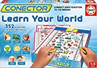 Educa Connector Learn Your World Game [並行輸入品]