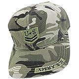 AGM65 ベースボールキャップ オシャレ かっこいい ミリタリー ストリート ファッション 帽子 男女兼用 (迷彩)