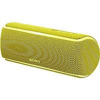 ソニー SONY ワイヤレスポータブルスピーカー SRS-XB21 : 防水・防塵・防錆/Bluetooth/専用スマホアプリ対応 ライティング機能搭載 2018年モデル イエロー SRS-XB21 Y