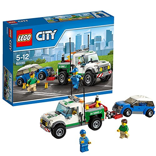 レゴ (LEGO) シティ レッカー車 60081