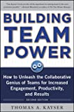 Building Team Power: How to Unleash the Collaborative Genius…
