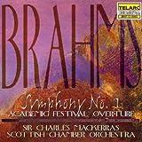 Brahms: Symphony No. 1& Academic Festival Overture