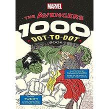 Marvel's Avengers 1000 Dot-to-Dot B