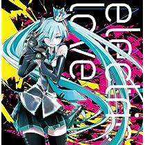electric love(初回生産限定盤)(DVD付)