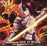 beatmania �UDX 21 SPADA ORIGINAL SOUNDTRACK Vol.2