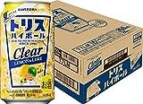 サントリー トリスハイボール缶 レモン&ライム [ ウイスキー 日本 350ml×24本 ]