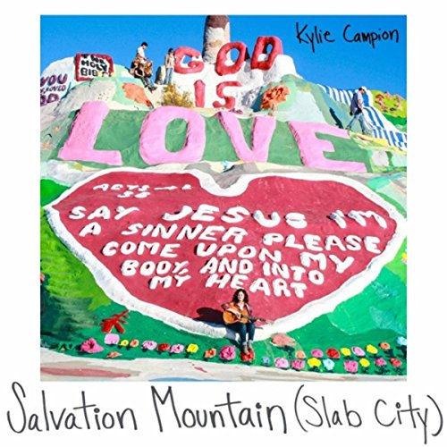 Salvation Mountain (Slab City)