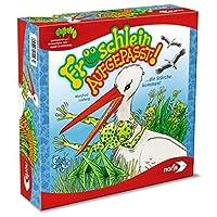 Froschlein Aufgepasst Die Storche Kommen Board Game by Noris-Spiele GmbH & Co.KG