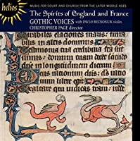 The Spirits of England & France Vol.1 by Gothic Voices (2007-03-20)