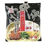 サン食品 沖縄そばだし(黒)とんこつ味 132g(22g×6袋入り) 201046×1袋