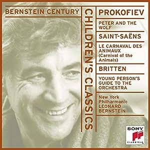 Prokofiev: Peter & The Wolf(Children's Classics)
